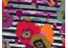 Jersey AGF Skopelos noir x10cm dans ART GALLERY FABRICS par Couture et Cie
