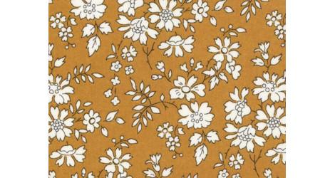 Liberty Capel moutarde dans Batistes Tana Lawn par Couture et Cie