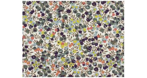 Tissu Liberty Wiltshire automne x10cm dans Tissus LIBERTY OF LONDON par Couture et Cie