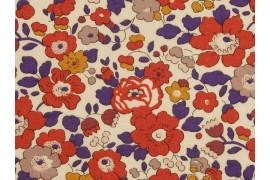 Tissu liberty Betsy automne x10cm