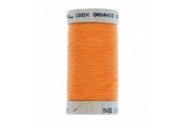 fil à coudre coton biologique orange 4804