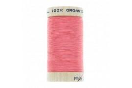 fil à coudre coton biologique corail 4807