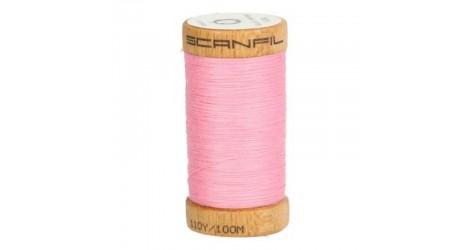 fil à coudre coton biologique rose layette 4809 dans Mercerie par Couture et Cie