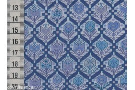 Tissu Liberty Nomad bleu