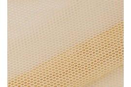 Tissu Filet coton bio naturel, x10cm