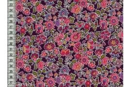 Tissu Liberty Pereira violet x10cm