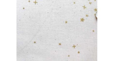 Cotton + Steel Basics Freckles métallique, x10cm dans COTTON + STEEL par Couture et Cie
