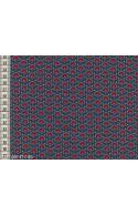 Liberty Seth Rankine bleu canard, coupon 85*137cm