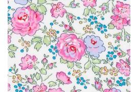 Liberty Felicite bleu et rose