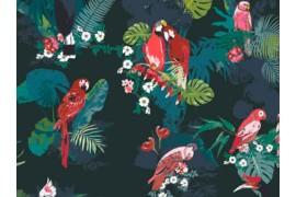 Tissu Art Gallery Fabrics Boscage Parrot Grassland, x10cm dans ART GALLERY FABRICS par Couture et Cie