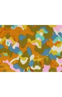 Tissu Cloud 9 fabrics Grasslands Masquerade, x10cm
