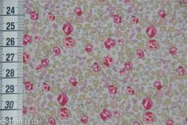 Tissu Liberty Eloise rose, x10cm dans Tissus LIBERTY OF LONDON par Couture et Cie