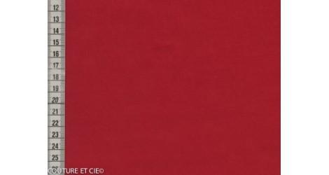 Batiste de Lawn rubis dans Batistes de coton par Couture et Cie