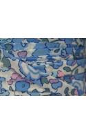 Biais Liberty Betsy bleu et rose