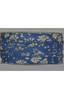 Biais Capel bleu encre
