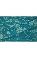 Biais Liberty Capel bleu vert, x10cm