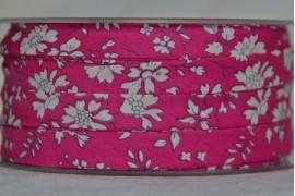 Biais Capel rose fushia, x10cm