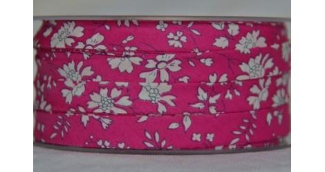 Biais Capel rose fushia, x10cm dans BIAIS par Couture et Cie