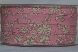 Biais Capel rose pâle