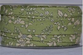 Biais Capel vert olive, x10cm