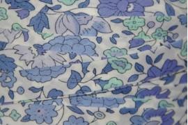 Biais Liberty d'Anjo bleu