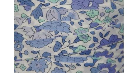 Biais Liberty d'Anjo bleu dans BIAIS par Couture et Cie
