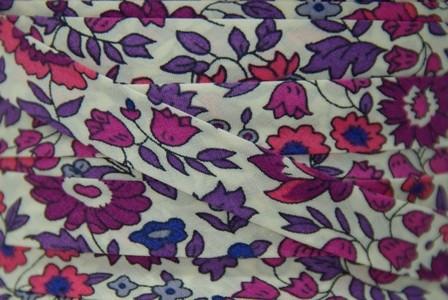 Biais Liberty d'Anjo violet