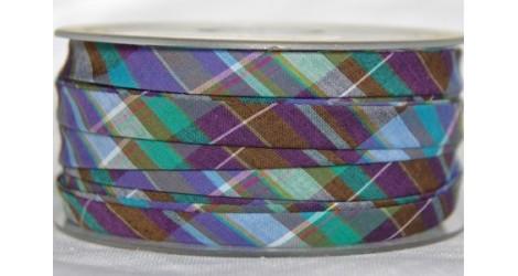 Biais Mahault écossais dans Biais carreaux par Couture et Cie