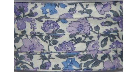 Biais Meadow violet dans Biais Liberty par Couture et Cie