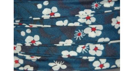 Biais Liberty Mitsi bleu dans Biais Liberty par Couture et Cie