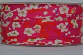 Biais Mitsi rose dans Accueil par Couture et Cie