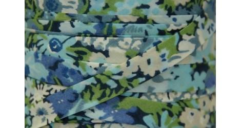 Biais Liberty Thorpe bleu dans Biais Liberty par Couture et Cie