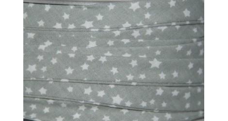 Biais Voie lactée gris dans Tous les biais par Couture et Cie