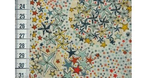 Liberty Adelajda multicolore dans Tissus LIBERTY OF LONDON par Couture et Cie