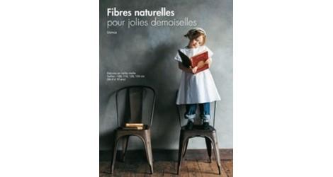 Fibres naturelles pour jolies demoiselles- Uonca dans Enfant par Couture et Cie