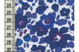 Liberty Betsy bleu lavande, coupon 67*137cm