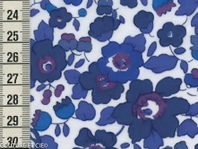 Liberty Betsy bleu lavande