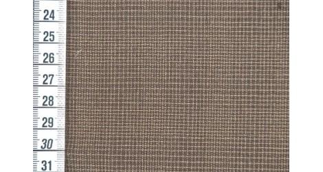 Tissé teint carreaux chocolat dans TISSUS JAPONAIS par Couture et Cie