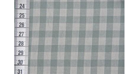 Tissé teint vichy vert d'eau dans TISSUS JAPONAIS par Couture et Cie