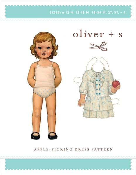 Apple-Picking Dress pattern