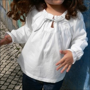 Patron blouse Little Angel