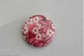 Petit Magnet Mitsi Valeria rose