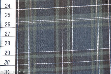 Scottish bleu nuit