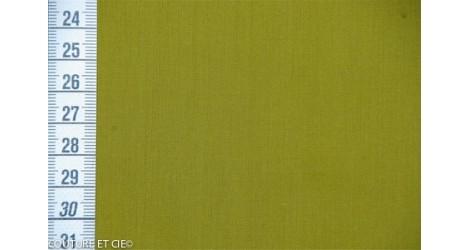 Batiste olive dans FRANCE DUVAL STALLA par Couture et Cie